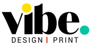 Vibe Design Print Logo - Design Studio Tweed